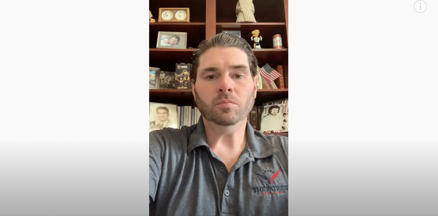 Nursing home negligence and abuse part 1: terminology-View The Patriot Law Firm video below