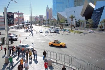 Just How Dangerous are Las Vegas Intersections?