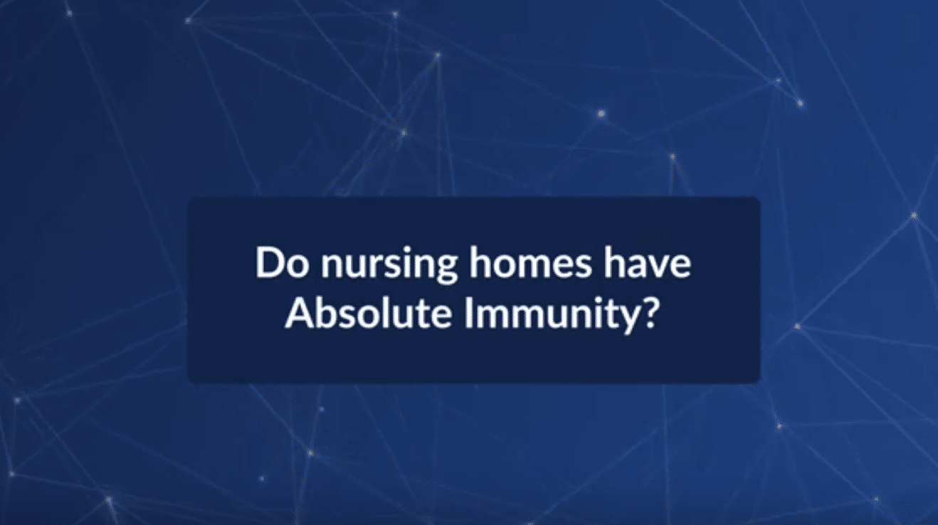 Do Nursing Homes Have Absolute Immunity?