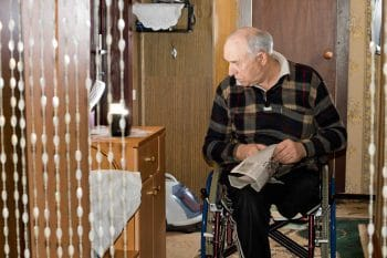 Immobility Can Be Deadly for Nursing Home Residents