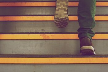 Injured in a Stairwell Accident?